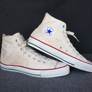 Vintage Converse Chuck Taylor 1980s Made In USA